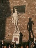 Estatuas Plaza de la Señoría