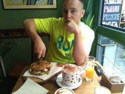 Desayuno de Julio