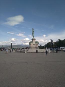 Plaza de Miguel Ángel